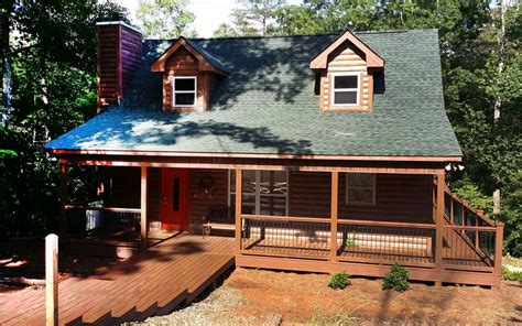 Lake Hartwell Cing Cabins by Lake Hartwell Cabin Near Clemson Vrbo