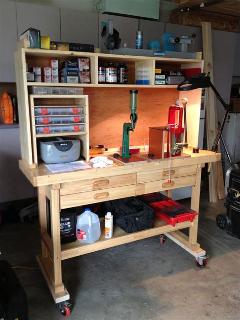 harbor freight woodworking bench   purchased