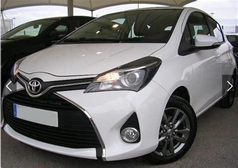 Toyota Yaris 1996 Toyota Yaris 05 2015 White Lieu
