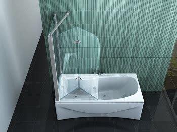 Badewanne Spritzschutz Wand by ᐅ Badewannenfaltwand Spritzschutz Aus Glas Oder Kunststoff