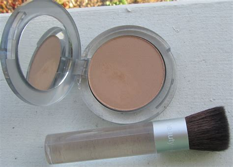 Makeup Brush 4 In 1 p 252 rminerals 4 in 1 pressed mineral makeup and chisel brush