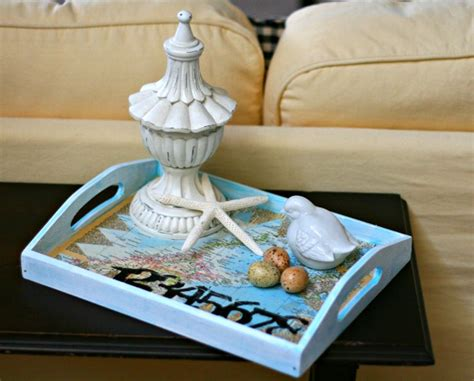 Decoupage A Tray - decoupage how to today s creative