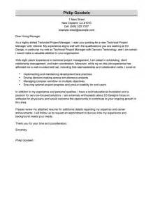 project management cover letter template cover letter project manager cover letter templates