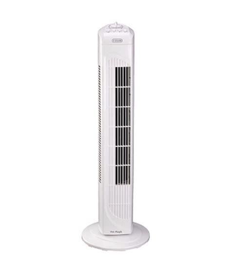 best tower fan v guard veemagic tower fan white best price in india on