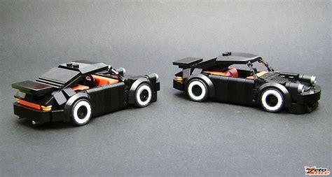 lego porsche minifig scale porsche 930 minifig scale lego town eurobricks forums