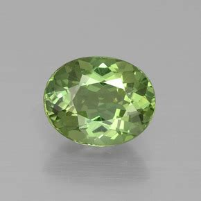 Green Apatite 1 47 Ct green apatite 1 3 carat oval from madagascar and