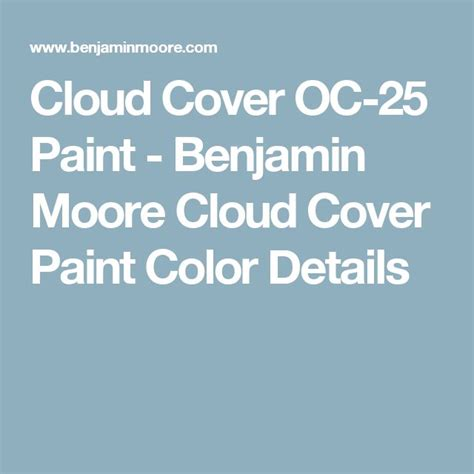 benjamin moore cloud cover cloud cover oc 25 paint benjamin moore cloud cover paint