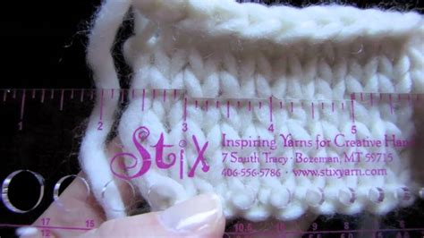how to check your in knitting knitfreedom how to measure or check your in