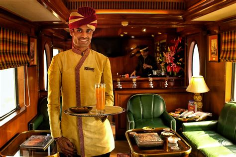 maharaja express in india what it s like to travel the maharaja express