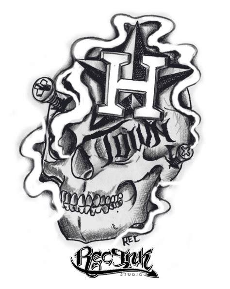 dj screw tattoo htownrec htown hustle town by txrec on