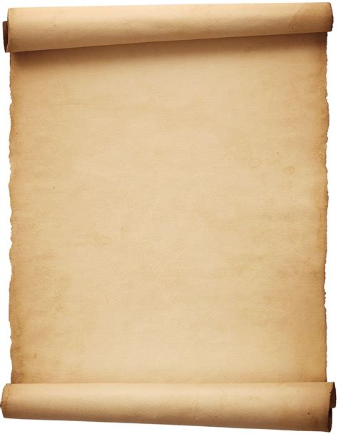 Ancient Paper - ancient scroll paper clipart best