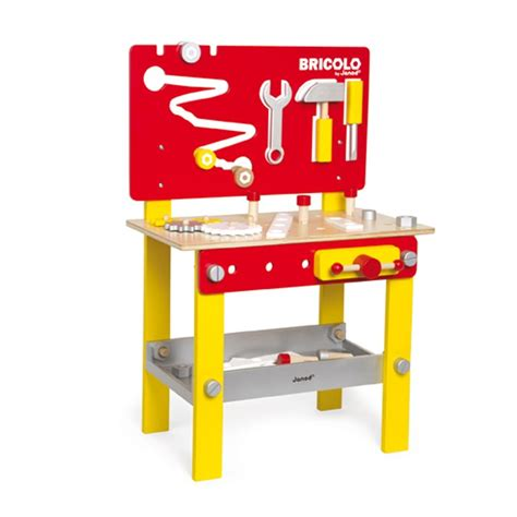 children s tool bench playset redmaster kids workbench tools play set educational