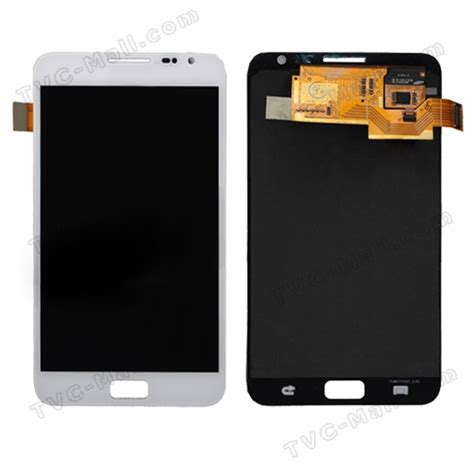 Kaca Depan Lcd Samsung I9220 N7000 Note 1 Original oem digitizer touch screen and lcd assembly for samsung galaxy note i9220 n7000 white tvc mall