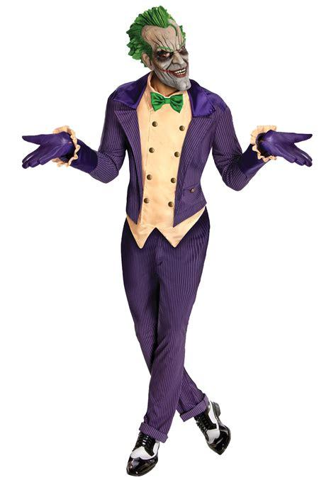 video game the joker costume mens joker costumes