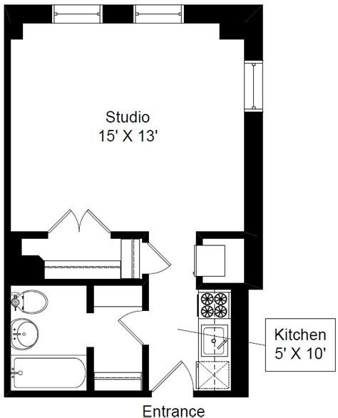 375 square feet apartment layout 375 sq ft ummm yum pinterest