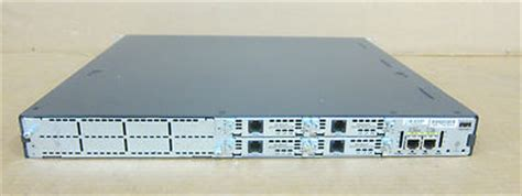 Router Cisco 2800 Series cisco 2800 series 2811 integrated services router 2 port