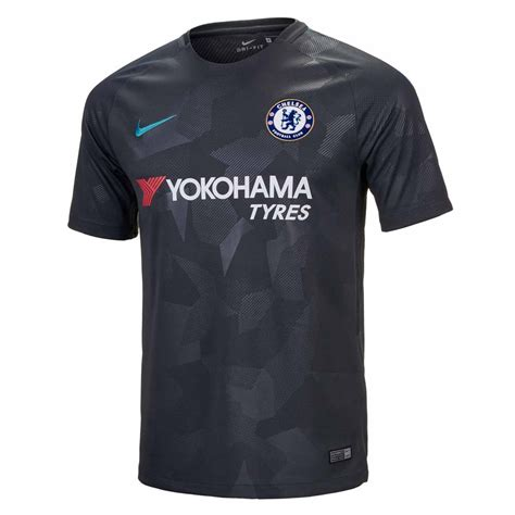 Chelsea 3rd 2017 by Chelsea 2017 2018 Third Shirt 905511 061 75 00 Teamzo
