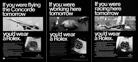 Tudor King Famous Vintage Rolex Ads Throughout History