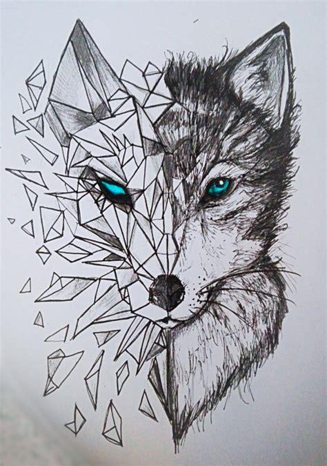 geometric wolf tattoo geometric wolf tattoos yandex g 246 rsel de 26 bin g 246 rsel