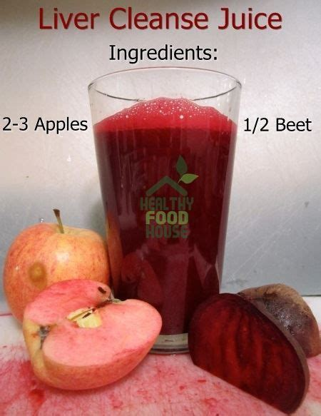 Liver Detox Cleanse Juice by Liver Cleanse Juice Health Tips