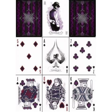 Artifice Blue Card artifice deck blue images