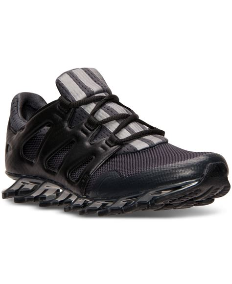 Adidas Springblade Yezzy Termurah 002 lyst adidas s springblade pro running sneakers from finish line in gray for