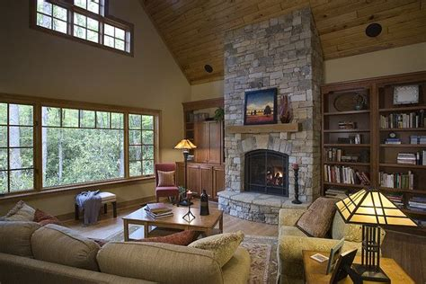 Vaulted Ceiling Fireplace Ideas by Fireplace Vaulted Ceiling For 608 Mantles Hearth And Photos