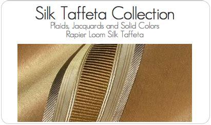 Kain Tafeta Silk Tafeta Dove fitinline 7 jenis kain untuk membuat pakaian