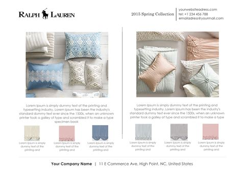 wholesale linesheet template  sheet template product