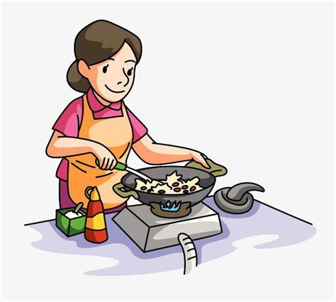 cooking clipart the who is cooking cooking clipart