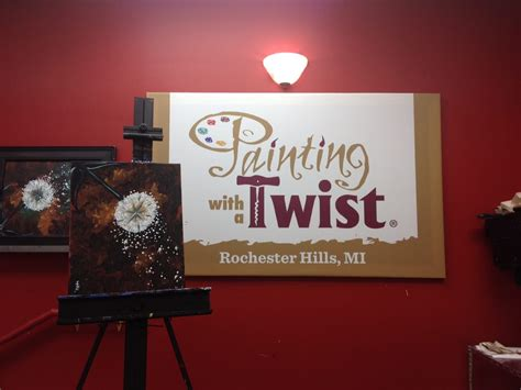 paint with a twist rochester mi painting with a twist 23 photos classes 3320