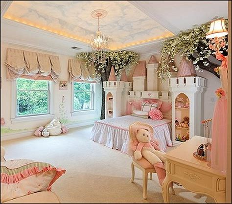 Princess Themed Bedrooms | decorating theme bedrooms maries manor princess style