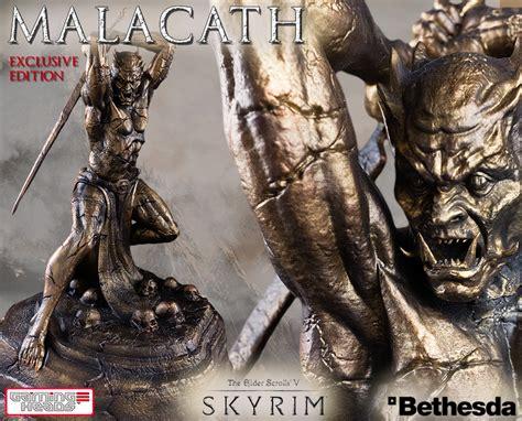 skyrim malacath gaming heads the elder scrolls v skyrim shrine of