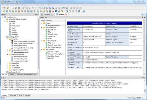 software ip design software intellectual property lattice