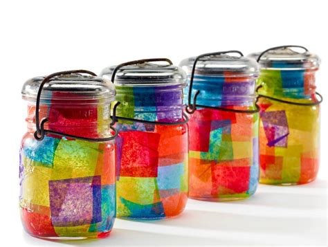 craft projects with jars crafts colorful and craft ideas for with