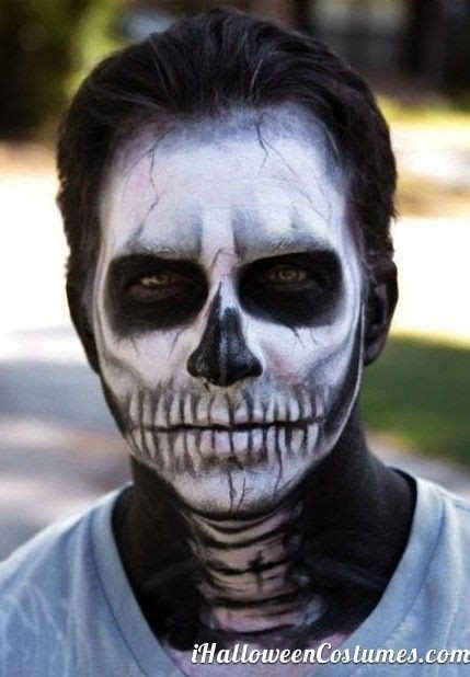 halloween makeup for guys 15 must see skeleton makeup pins skull makeup sugar