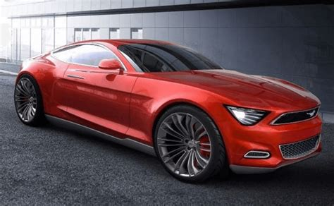 2019 Ford Thunderbird by 2019 Ford Thunderbird Review Redesign Price Specs