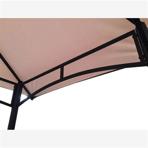 gaze pro gazebo replacement canopy for pro grill gaz riplock 350 garden