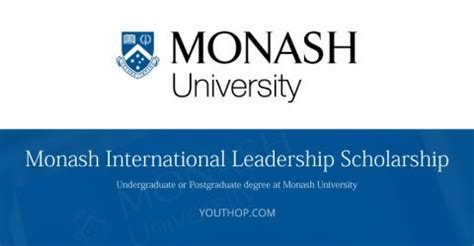 Monash Mba Scholarship by Masters Post Graduate Archives Page 3 Of 6 Youth