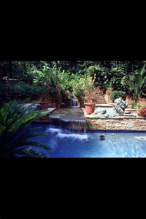 pretty pools 17 best images about my dream home on pinterest house