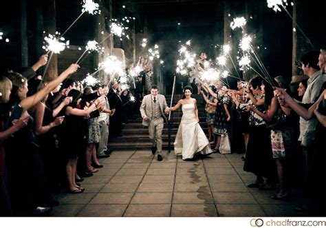 Wedding Sparklers by Photo Gallery Wedding Day Sparklers