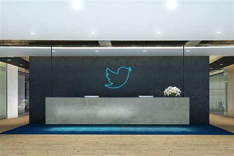 twitter office 33 office furnitures designs ideas plans design