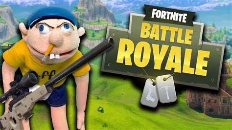 who plays fortnite sml jeffy plays fortnite