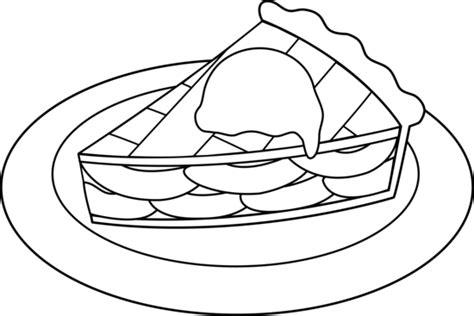 free coloring pages apple pie apple pie line art free clip art
