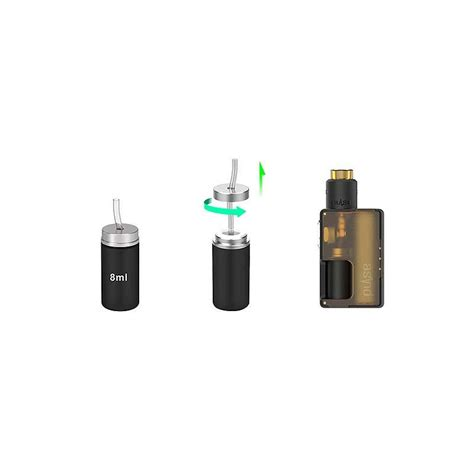 Silicon Bottle Food Grape For Pulse Bf Squonker vandy vape pulse bf mod bottles for pulse bf squonker box