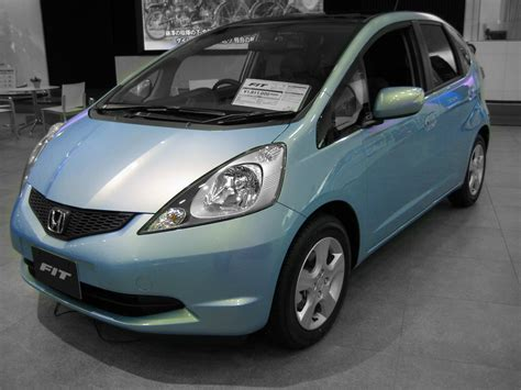 Honda Fit Wiki by File 2007 Honda Fit 1 Jpg Wikimedia Commons