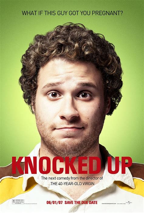 Knocked Up by Knocked Up Poster Seth Rogen Photo 3914949 Fanpop