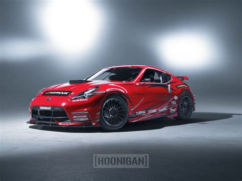 Hoonigan Shows Four Driver 2016 Formula Drift Team
