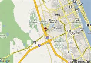 us map daytona map of la quinta inn daytona daytona