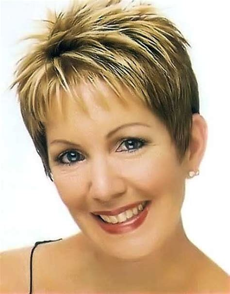 pixie cut hairstyle for age mid30 s best short haircuts for over 40